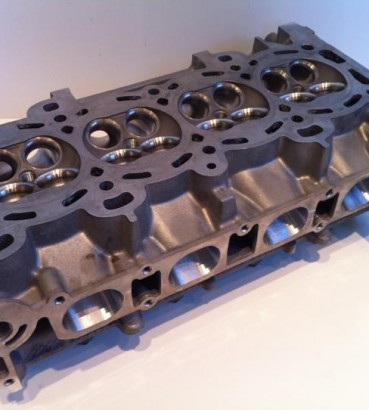 Duratec Ported Cylinder Head