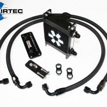 Airtec 'Race' RS Mk2 remote oil cooler kit – Lower grill mounted (Right hand side)