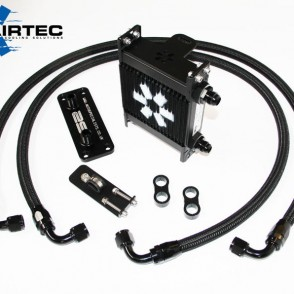 Focus RS Airtec Race Oil Cooler Kit