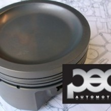 Focus RS Mk1 2.0L 16V Turbo Forged piston kit