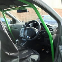 Focus RS & ST Bolt In Roll Cage
