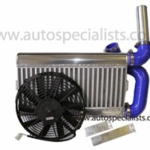 Fiesta RS Turbo Stg1 Single Pass front mount intercooler