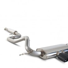 Focus ST MK3 Scorpion Exhaust Cat Back System